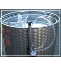 Емкость с плавающей крышкой 520 литров