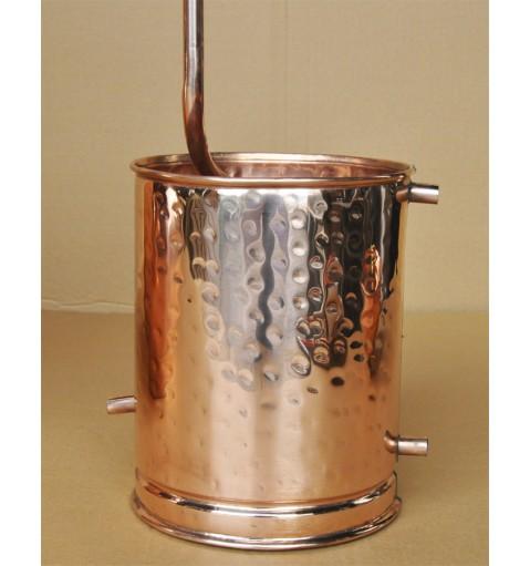 Аламбик  20 литров с колонной