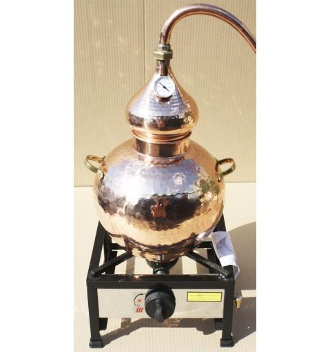 Газовая горелка для аламбика