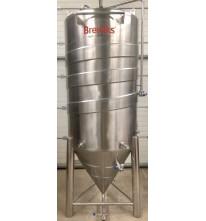 ЦКТ Brewiks (Словения) 500 литров с двойной спиральной рубашкой охлаждения