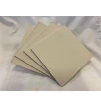 Фильтр-картон 20х20 (0,1-0,35мкм) 50 листов. BVT-20.