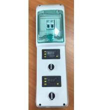 Пульт контроля температуры на 2 емкости (Упрощенный)