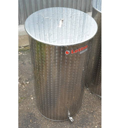 Бочка 200 литров из нержавейки