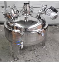 Пароводяной котел (ПВК) 235 литров.