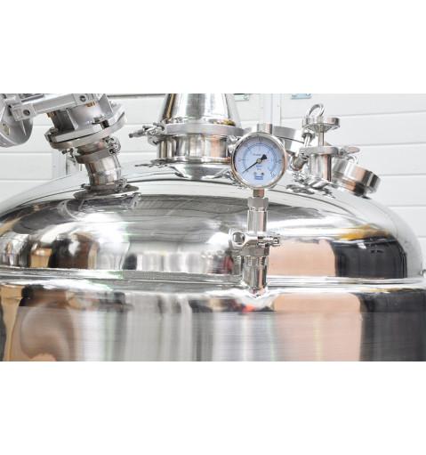 Пароводяной котел (ПВК) 290 литров.