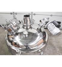 Пароводяной котел (ПВК) 170 литров.