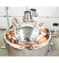 Пароводяной котел МЕДНЫЙ (ПВК) 235 литров.