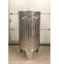 Емкость для вина с рубашкой Охлаждения (320 литров)