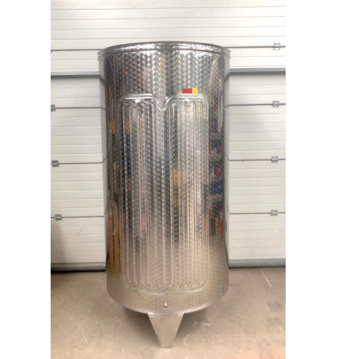Емкость для вина с рубашкой Охлаждения (1500 литров)