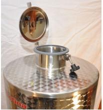 Емкость из нержавеющей стали 520 литров