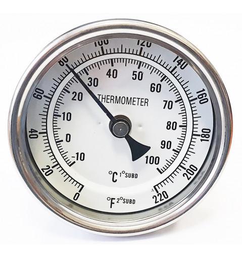 Термометр под врезку в емкость.