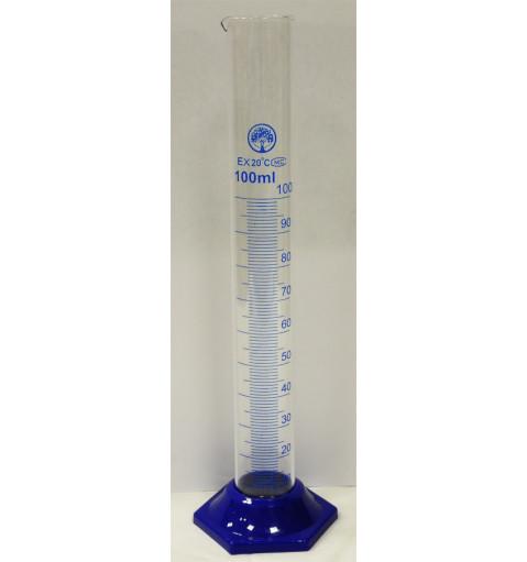 Мерный цилиндр стекло 100мл