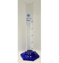 Мерный цилиндр стекло 50мл