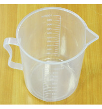 Мерный стакан 1000мл (Пластик)
