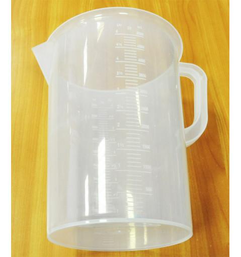 Мерный стакан 5000мл (Пластик)