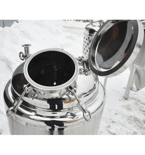 Термоизолированная ЦКТ 129 литров.