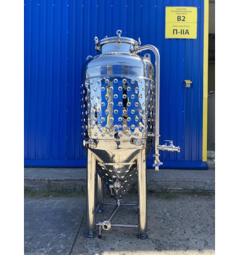Емкость ЦКТ с верхним люком 460 литров