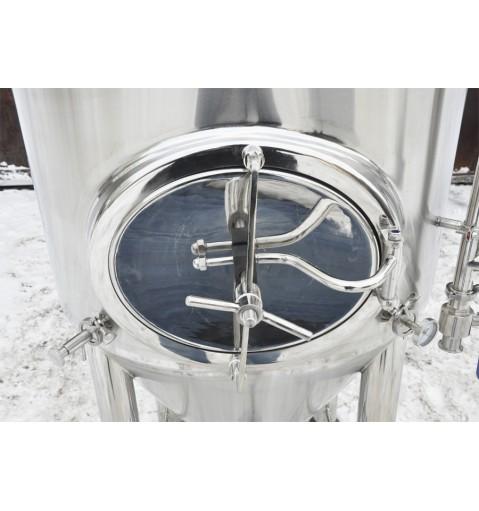 ЦКТ термоизолированная 610 литров.