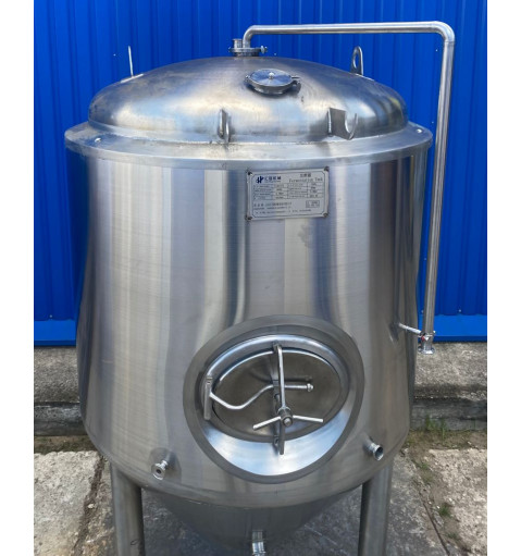 ЦКТ 1000 литров с рубашкой и термоизоляцией