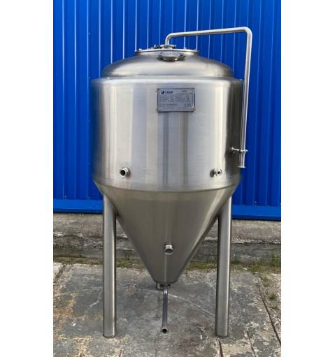 ЦКТ 500 литров с рубашкой и термоизоляцией