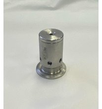 Клапан безопасности регулируемый от 0,5бар (вакуум/давление)