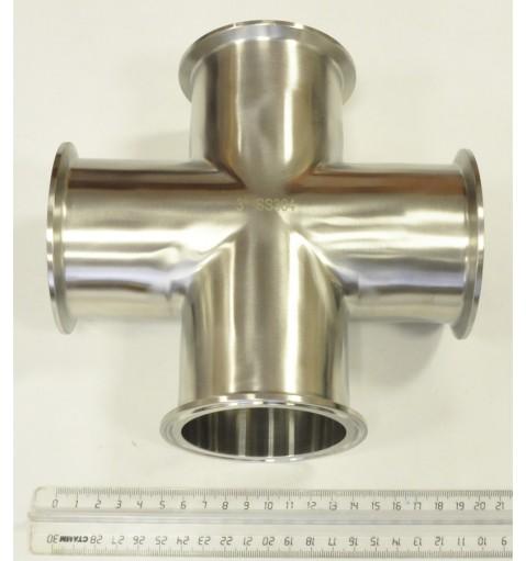 Кламп крестообразной формы
