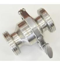 Обратный клапан DN32 (Нержавейка)
