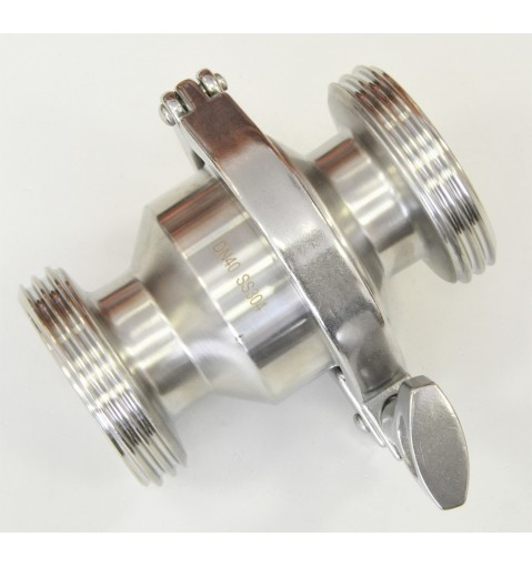 Обратный клапан DN40