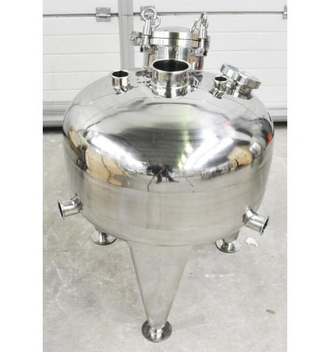 Перегонный однослойный Куб 130 литров.