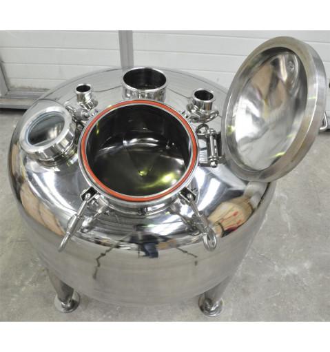 Перегонный однослойный Куб 175 литров