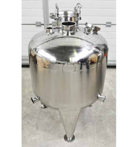 Перегонный однослойный Куб 180 литров.