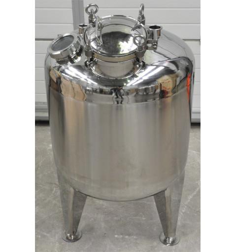 Перегонный однослойный Куб 220 литров.