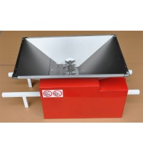 Дробилка для яблок 500-700 кг/час с эл.приводом