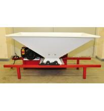 Дробилка для яблок 800 кг/час с эл.приводом.