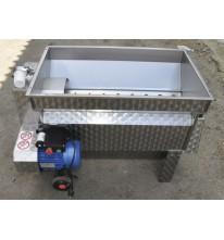 Дробилка-гребнеотделитель для винограда 3000 кг/час.