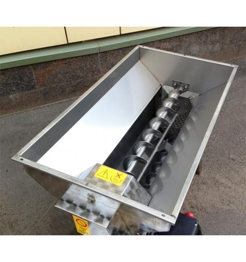 Дробилка-гребнеотделитель для винограда 3800 кг/час.