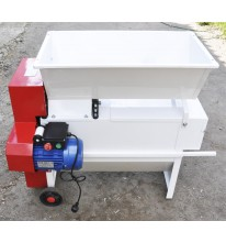 Дробилка-гребнеотделитель для винограда 1800 кг/час.