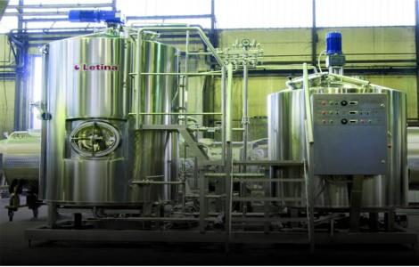 Пивоварни промышленные