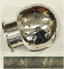 Моющая головка DN50 под кламп 64мм.