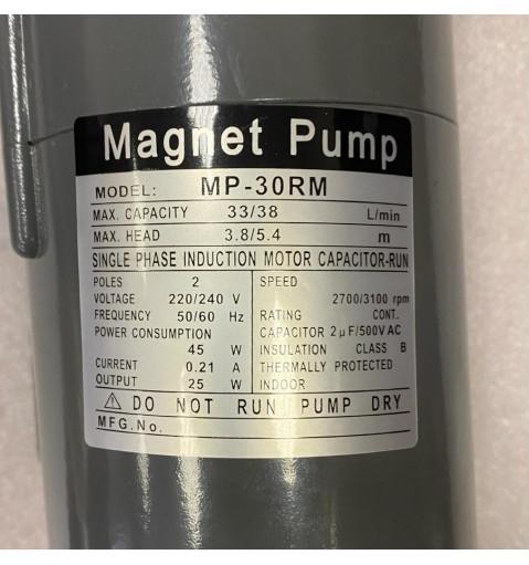 Насос электромагнитный MP-30RM. (Нержавейка!)