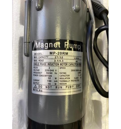 Насос электромагнитный MP-20RM (Нержавейка!)