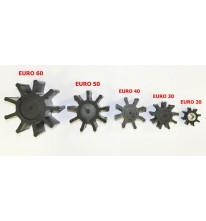 Импеллер для EURO 40. Материал EPDM.
