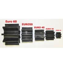 Импеллер для EURO 50. Материал EPDM.