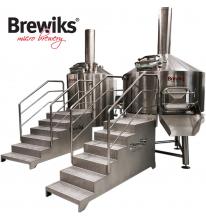 Пивоварня Brewiks 1000л (Полный объем 1600л)