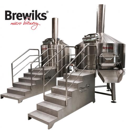 Пивоварня Brewiks 1000 литров.