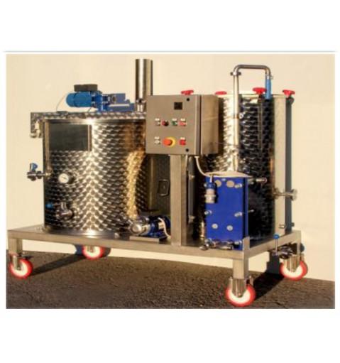 Пивоварня 200 литров.