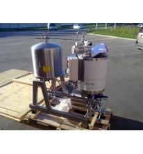 Кизельгуровый фильтр 2м2. (Для пива)