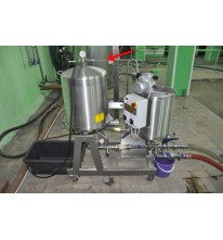 Кизельгуровый фильтр 3м2. (Для пива)