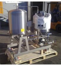 Кизельгуровый фильтр 5м2. (Для пива).