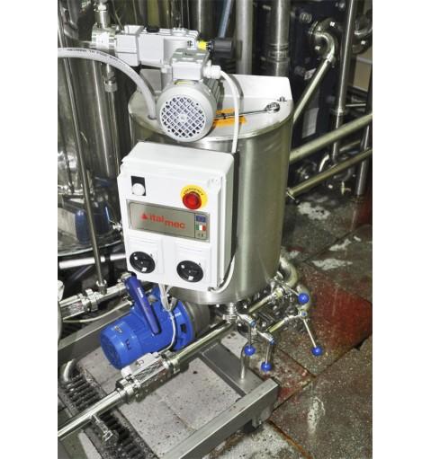 Кизельгуровый фильтр для пива.